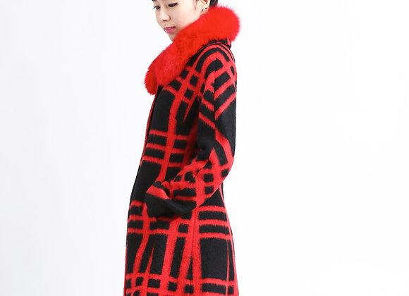 Boucle 'Kenzie' Coat
