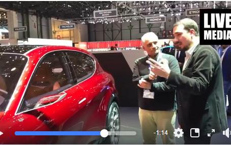 Ο Έλληνας σχεδιαστής της νέας Alfa Romeo