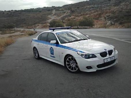 Περιπολικό τρίλιτρη BMW 535 με 268 ίππους.