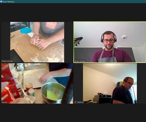 """Atelier en ligne individuel """"Super Pizzaiolo à la maison """""""