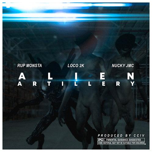 Alien Artillery