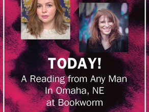 Joining Amber Tamblyn's Any Man Tour