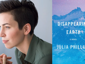 Interview with Julia Phillips for Adroit