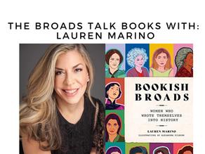 The Broads Talk Books With: Lauren Marino