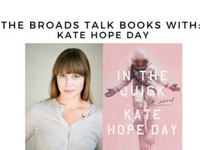 The Broads Talk Books With: Kate Hope Day