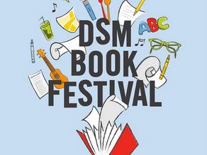 Broads and Books at DSM Book Fest!