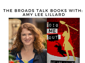 The Broads Talk Books With: Amy!