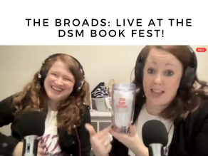 The Broads: Live at the DSM Book Fest