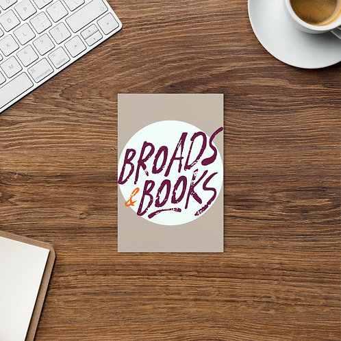 Postcard / Bookmark