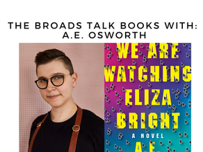 The Broads Talk Books With: A.E. Osworth