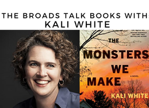 The Broads Talk Books With: Kali White
