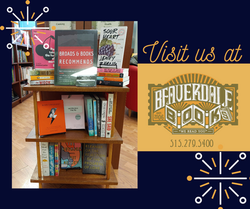 Broads and Books at Beaverdale Books