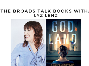 The Broads Talk Books With: Lyz Lenz