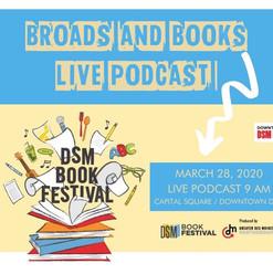 Broads at DSM Book Fest.JPG