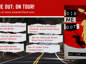 Join me: DIG ME OUT on tour