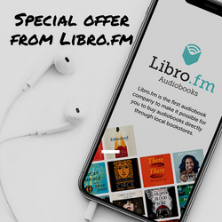 Special offer for Broads and Books with Libro.fm