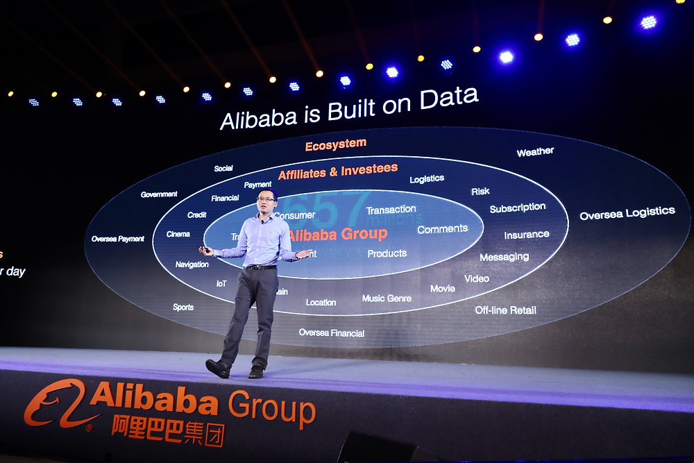 Alibaba is built on data