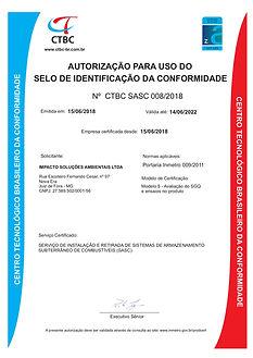 SASC Autorização 008 2018 - IMPACTO SOLUÇÕES.jpg