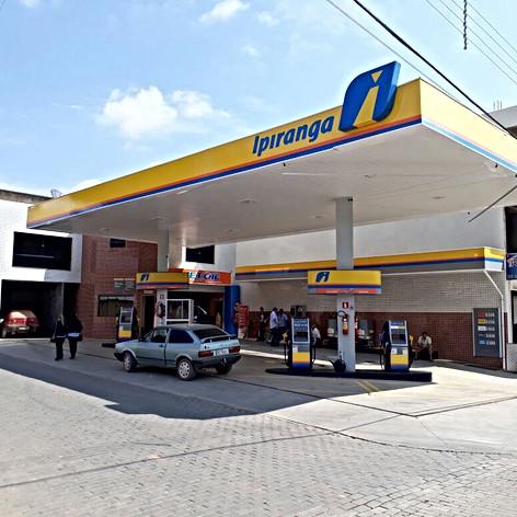 Posto São José - Ervália - MG