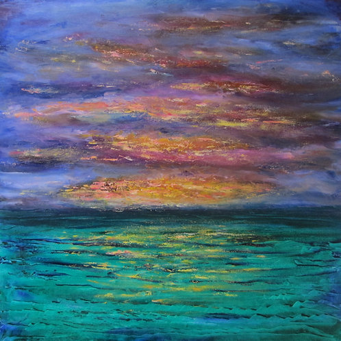 """A Hint of Purple 
