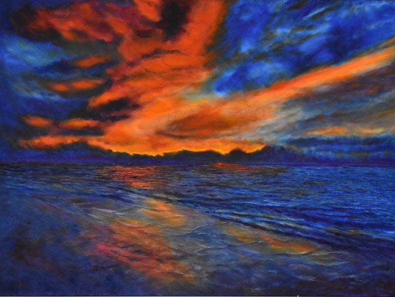 Deep_blue_orange_sunset_24x36