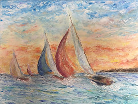 Regatta at Sunset.JPG