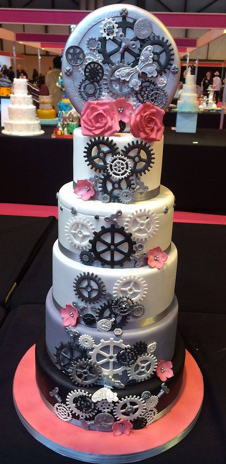 Cake International 2016 Bronze Award Winner