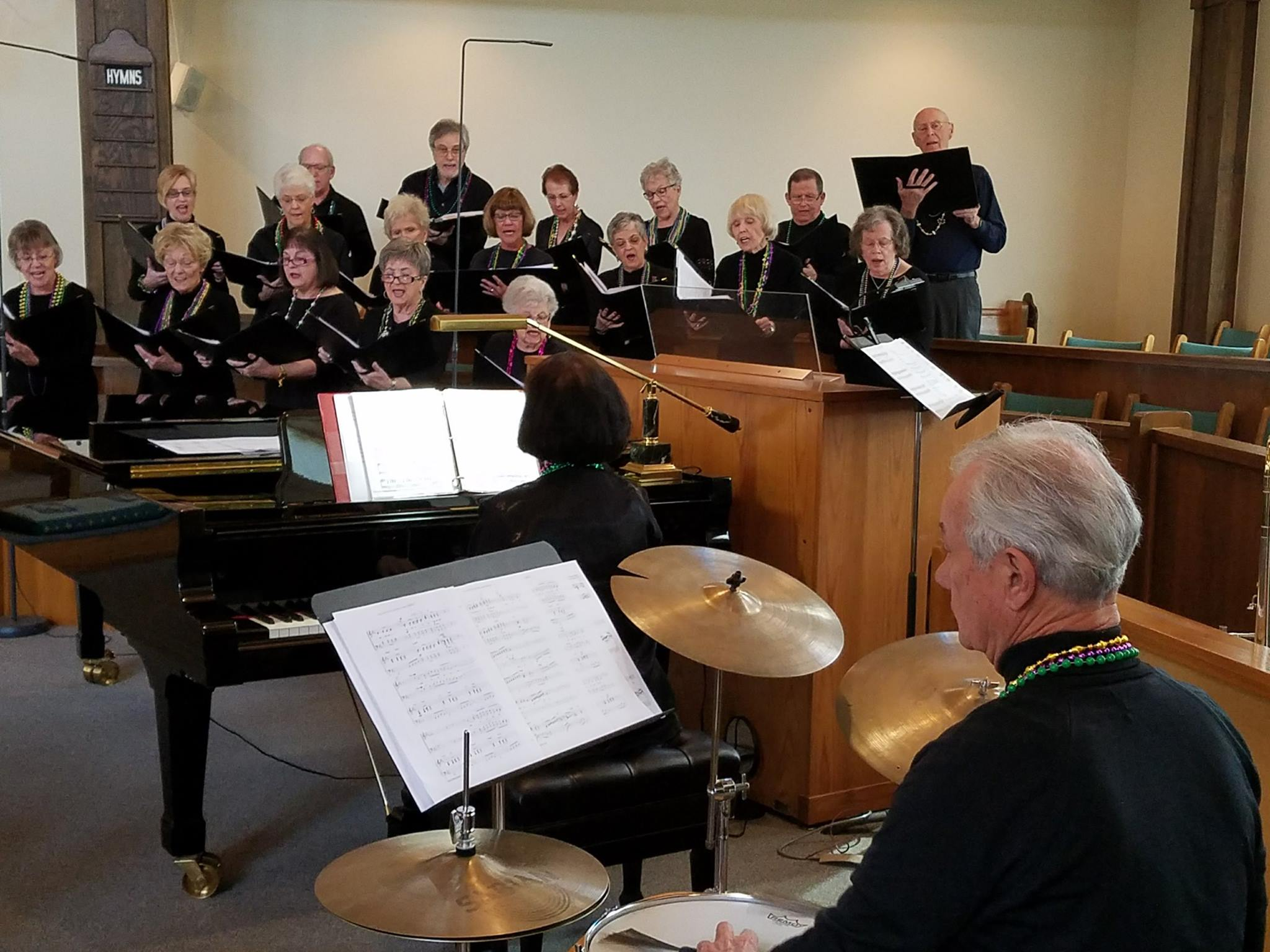 Annual Jazz Mass - March 2017