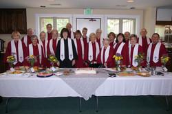 Holy Trinity Choir Celebration