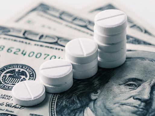 Top 5 Pharma Companies by  Revenue