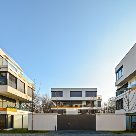 Bâtiment résidentiel
