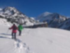 Raquettes Andorre