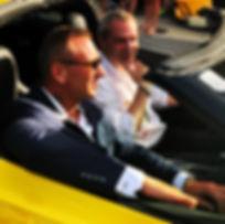 Sportwagenfestival Velden Max Fraisl