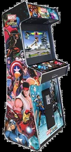 Marvel VS Capcom 3000 in 1 Deluxe Arcade