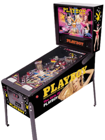 Playboy by Stern Pinball (USED)