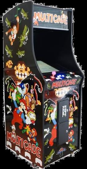 Multicade Arcade