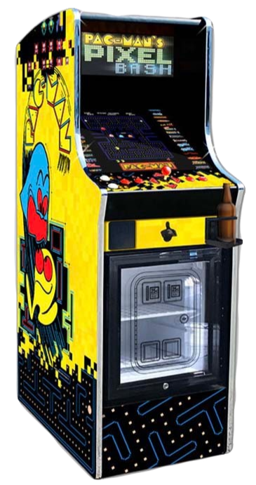 Namco Pac-Man Pixel Bash Chill Upright
