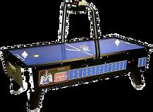 Great American 8' Air Hockey w/ Overhead Scoring