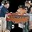 Thumbnail: Garlando F-100 Foosball Table
