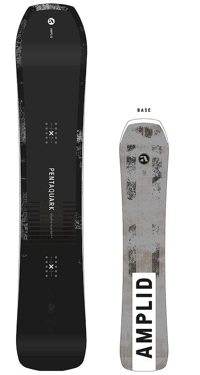 Amplid Pentaquark Snowboard