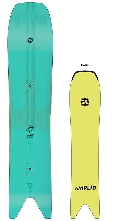 Amplid Aloha Vibes Snowboard
