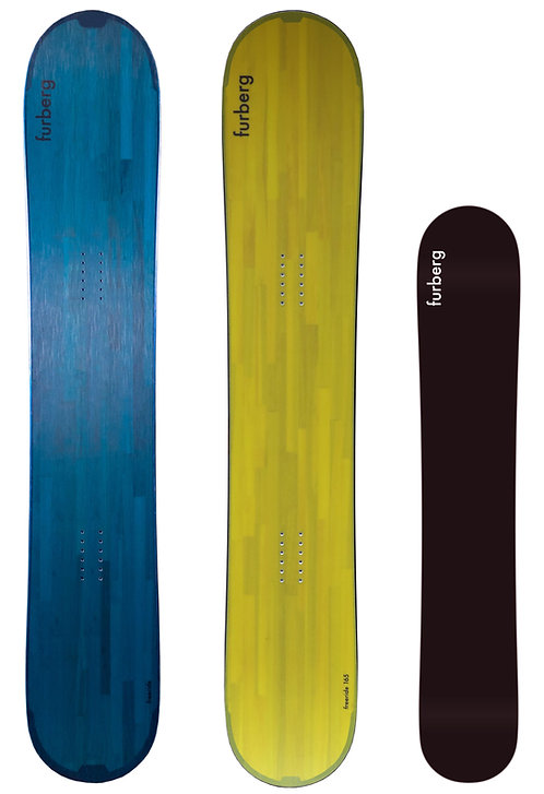 Furberg Freeride Snowboard