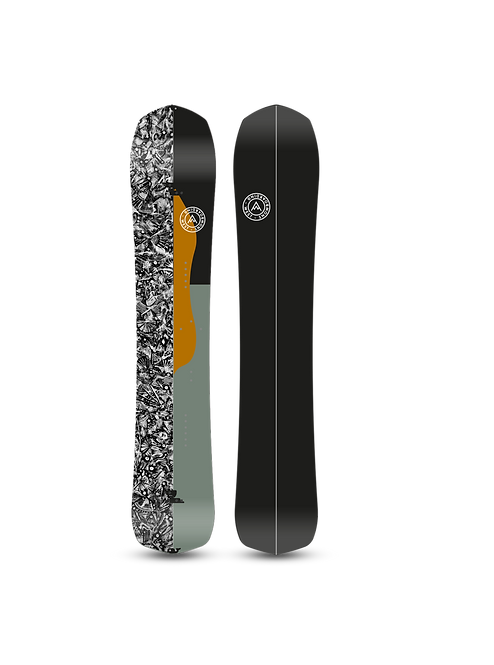 West Muveran Splitboard