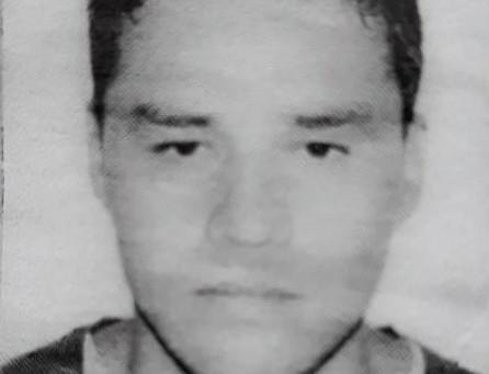DESAPARECIDO: Cleiron Marinho Teixeira, 35 anos