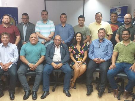 SINPOL PARTICIPA NA COBRAPOL DO PLANEJAMENTO QUE DEFINIRÁ AÇÕES EM DEFESA DA APOSENTADORIA POLICIAL