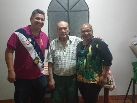 Departamento Social do SINPOL-AM entrevista: Roberto da Mota Praia