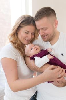 Homeshooting Babyfotos Hanau