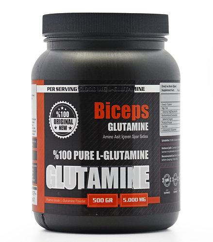 SUPPLEMENT | Biceps Sporcu Ek Besinleri GLUTAMINE
