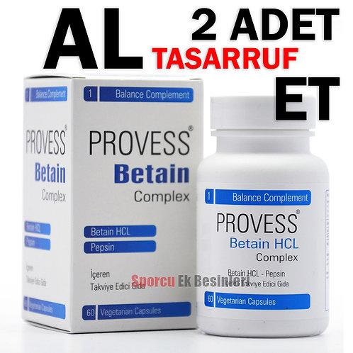 PROVESS Betain Complex 60 Kapsül