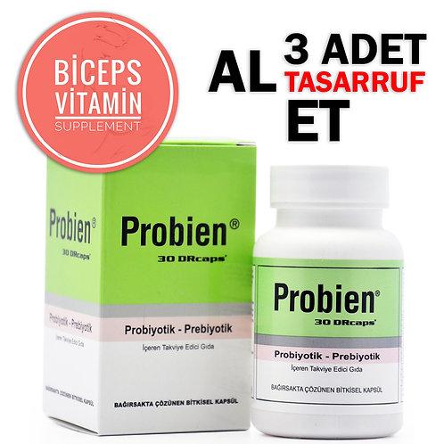 Probien Probiyotik Prebiyotik Sinbiyotik En Geniş İçerik Kopyası